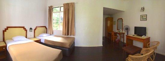 Kinabalu Pine Resort: Cabin A1