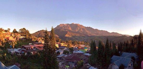 Kinabalu Pine Resort: Mount Kinabalu