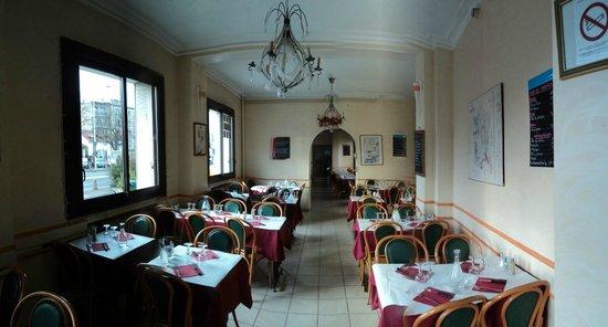 Hotel L'Acacia : RESTAURANT ROOM