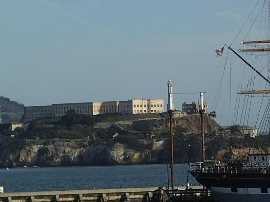 San Francisco Bay: Alcatraz, Adventure Bums, Get off the Path