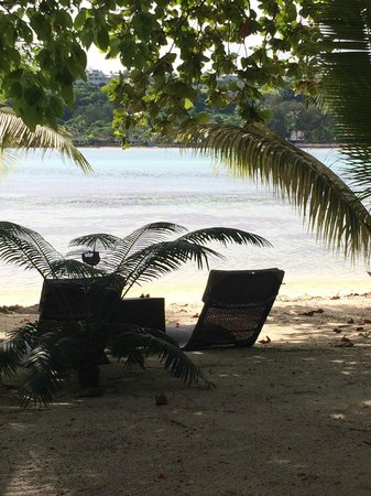 Erakor Island Resort & Spa: View from my bungalow