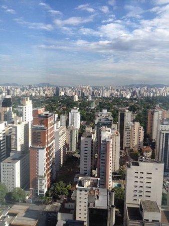 Staybridge Suites Sao Paulo: hotel view