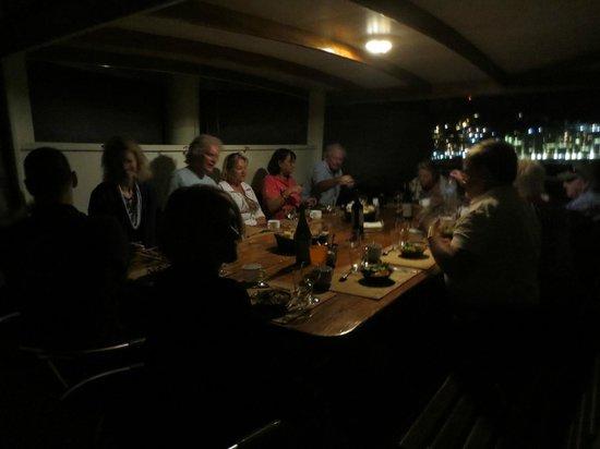 Passaat Classic Schooner: Mmmm....dinner