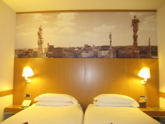 Starhotels Tourist: Quarto