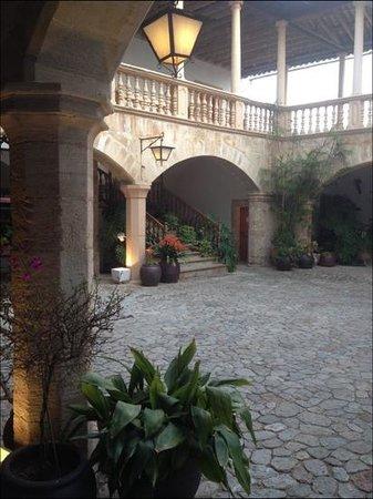 Son Amar: house entrance