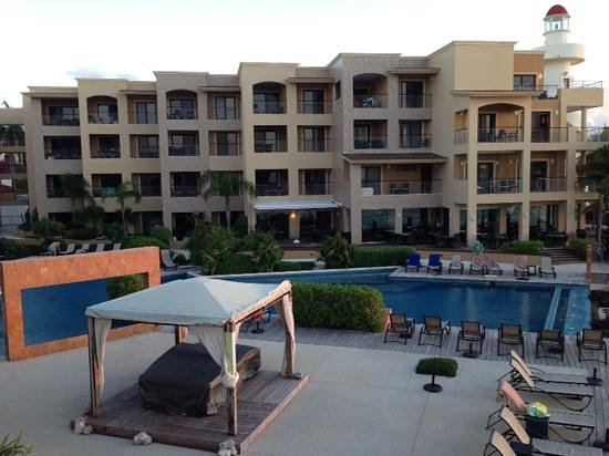 Residences El Faro: View from the Deck