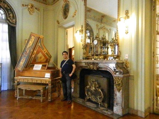 Palacio Taranco: Uno de los pianos