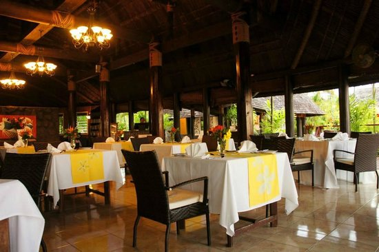 Le Lagoto Resort & Spa: dinner