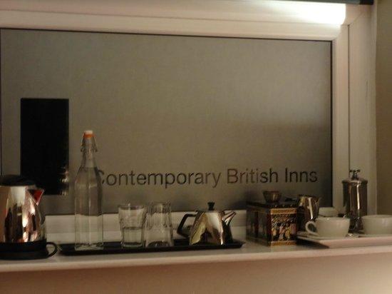 The Old Ship Inn : A contemporary British Inn