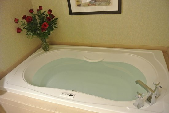 Jacuzzi Hotel Rooms In St Louis