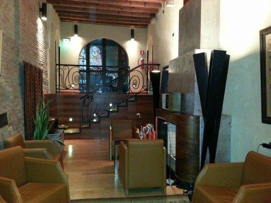 Ca' Pisani Hotel: Lobby