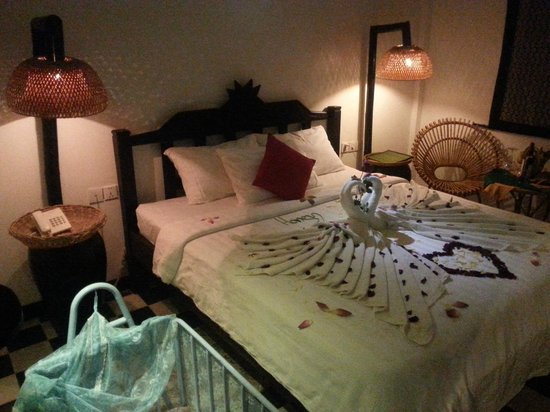 Petit Villa Boutique & Spa: Beautiful Welcome