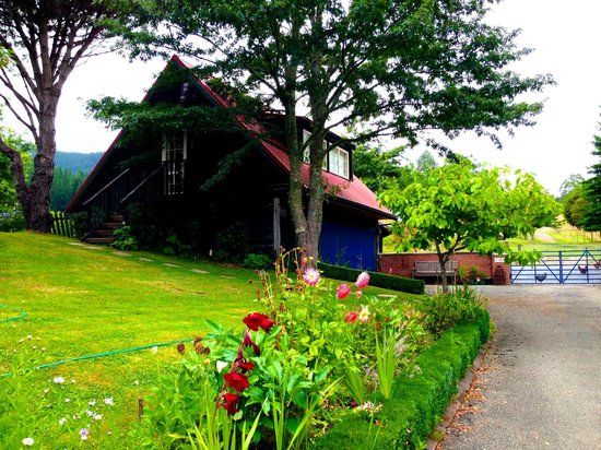 Retiro Park Lodge: The Barn