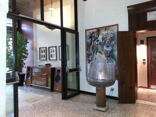 Ca' Pisani Hotel: Front suite 16