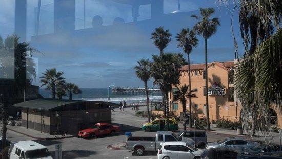 Ocean Park Inn: the hotel from the Ale House