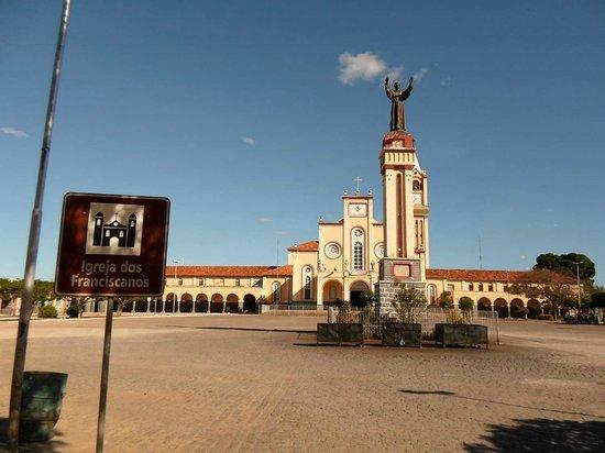 Juazeiro do Norte, CE: Santuário dos Franciscanos