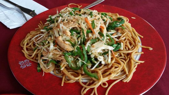 lai lai : Chow Mein