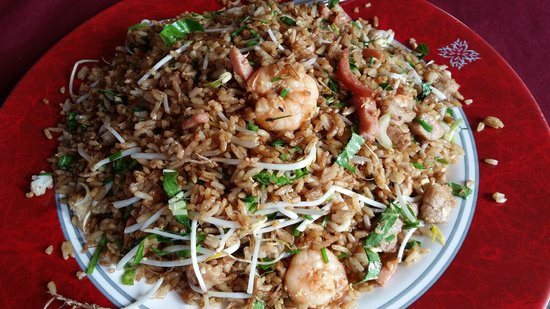 lai lai: Cantoneese rice