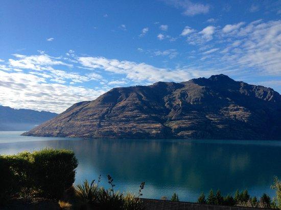 Azur : Like I said... the view!