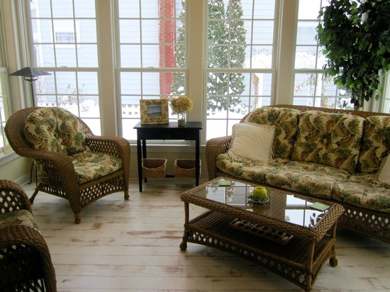 Blessings by the Beach: Sunroom