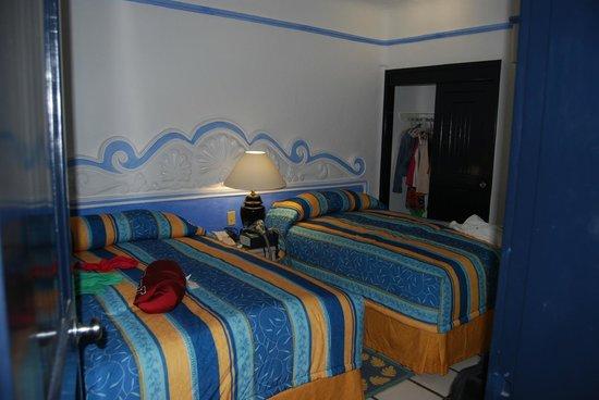 Pueblo Bonito Los Cabos: Bedroom for a one bedroom junior suite