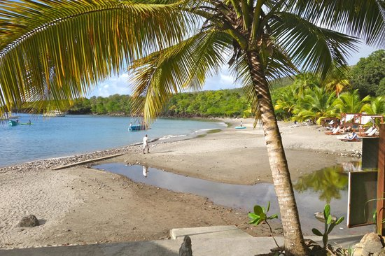 Ti Kaye Resort & Spa: ...worth every step it takes to get down here!
