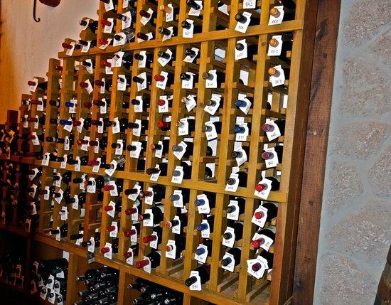 Ti Kaye Resort & Spa : more wine!