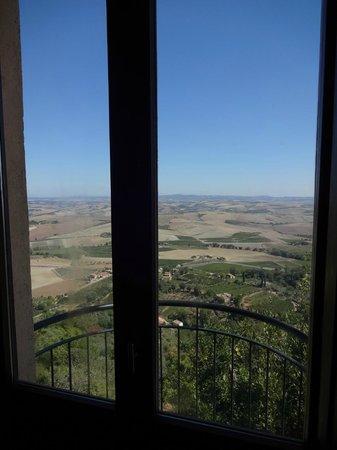 Hotel dei Capitani: A vista do quarto é de tirar o fôlego!