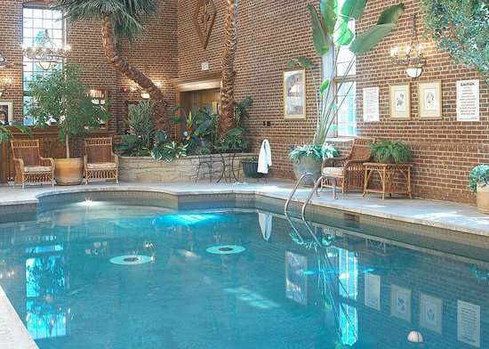 The Pillar and Post Inn, Spa and Conference Centre: Indoor pool