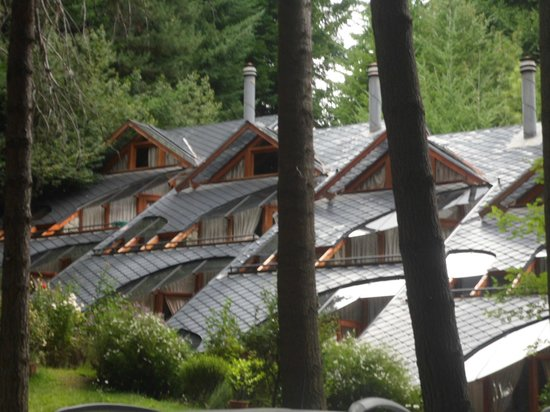 Casa del Bosque Aparts & Suites: Hotel