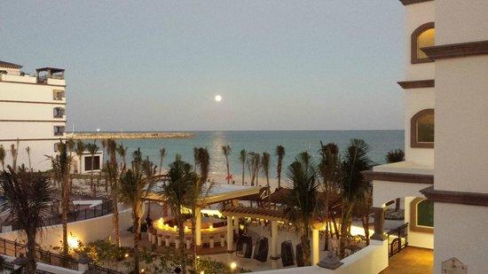 Grand Residences Riviera Cancun : Balcony view