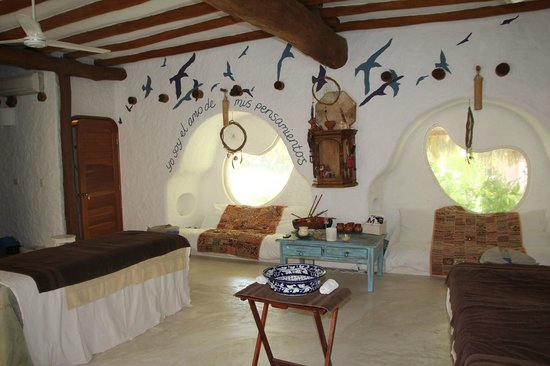 Holbox Hotel Casa las Tortugas - Petit Beach Hotel & Spa : Aqua SPA