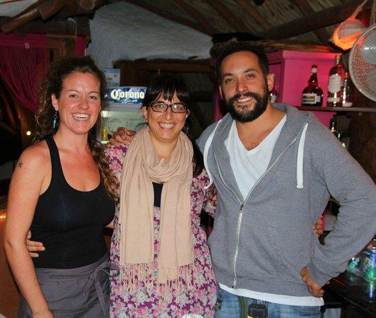 Holbox Hotel Casa las Tortugas - Petit Beach Hotel & Spa: Wonderful staff :)
