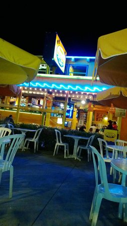 Frenchy's South Beach Cafe : Frenchy's, great patio/location