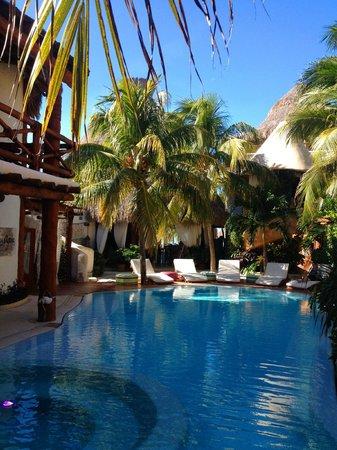 Holbox Hotel Casa las Tortugas - Petit Beach Hotel & Spa: Simply beautiful....!