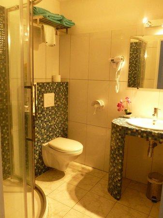 Appart' Bleu Azur : Salle de bain