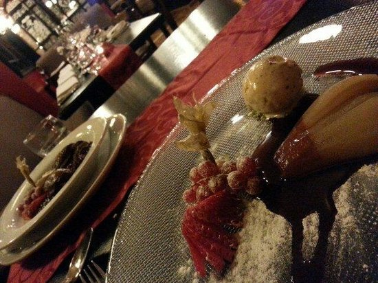 Restaurant Belgo Belga: Desert 02.14