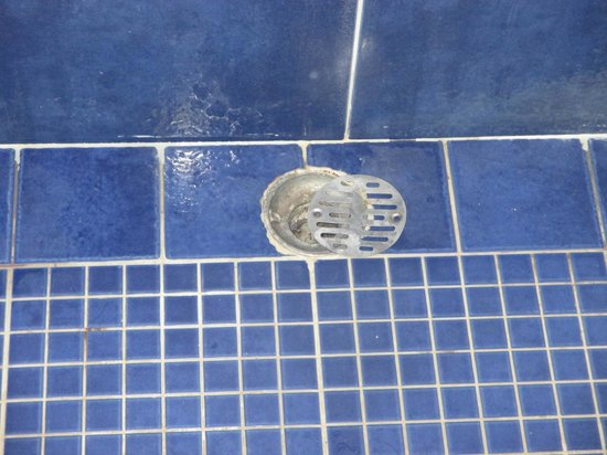 The Tropical at Lifestyle Holidays Vacation Resort: Dirty Bathroom