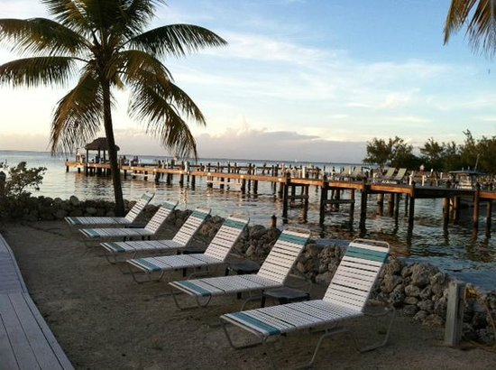 Amoray Dive Resort : Soaking up some rays is a perfectly acceptable alternative to diving.