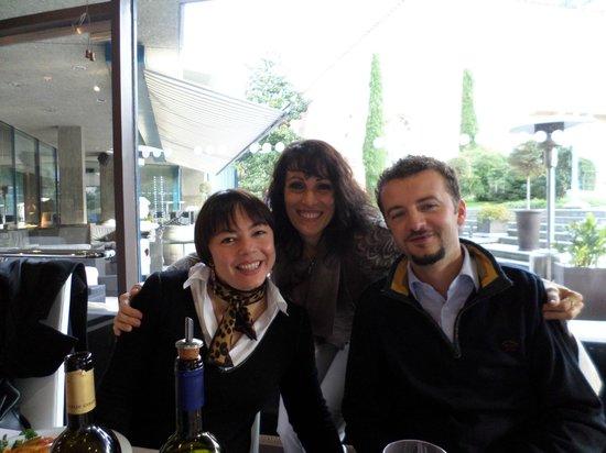 Ciani Lugano: Cousins who live in Lugano!