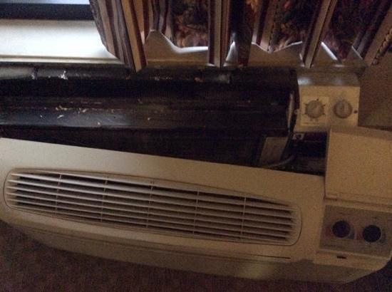 Bethlehem, PA: broken heater.