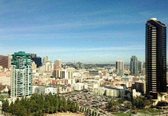 Marriott Marquis San Diego Marina: What a view!