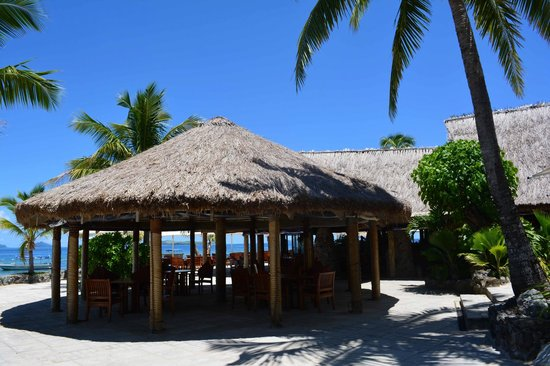 Castaway Island Fiji : Family friendly resort with a great location