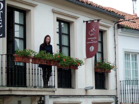 Hotel San Clemente: Apartamento com vista para a Catedral