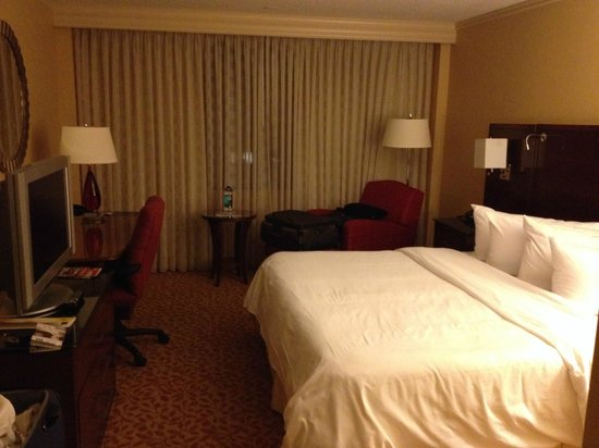Washington Marriott Georgetown : Quarto