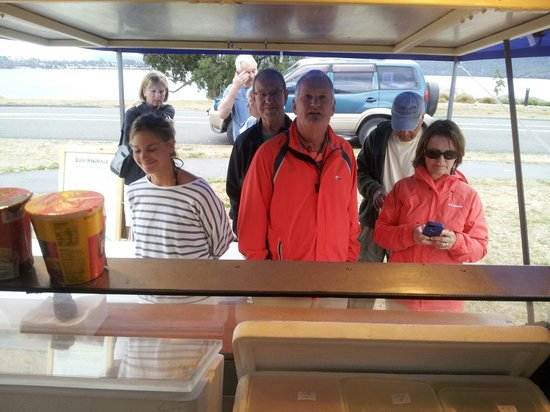 Fiordland Food Cart: Check it out!!
