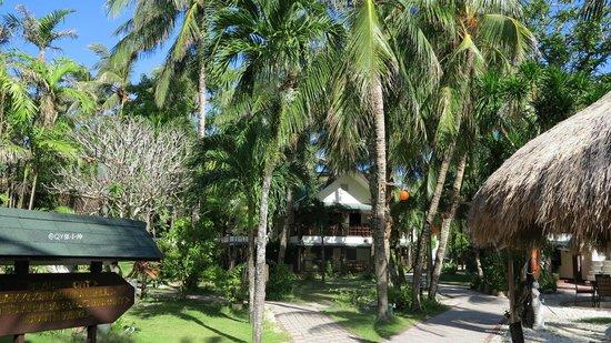 Paradise Garden Resort Hotel & Convention Center Boracay: 5