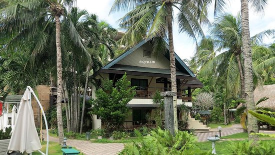 Paradise Garden Resort Hotel & Convention Center Boracay: Our house