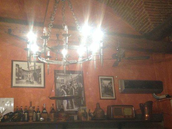 Antico Noe : chandelier
