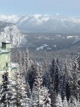 Absolutely Beautiful!!!  A view from Eden at Rimrock Resort Hotel